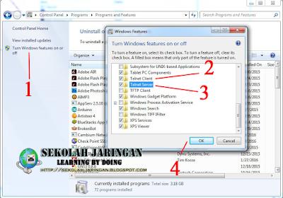 Menghilangkan SSID @wifi.id Dari Modem Telkom