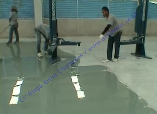 dokumentasi epoxy floor