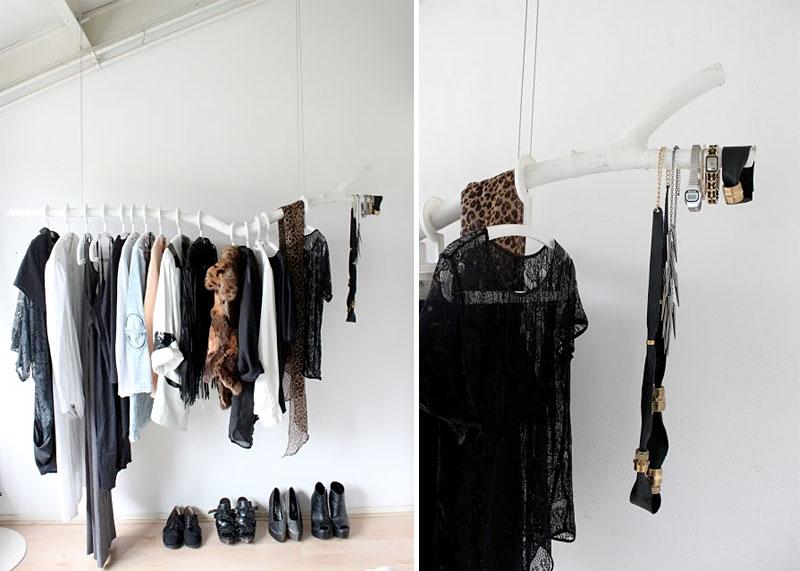Garderobe Ast Selber Machen Wohn Design