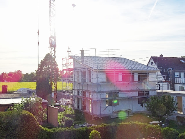 Wir bauen ein Pultdach-Haus - Ein Hausbau-Tagebuch - www.mammilade.blogspot.de