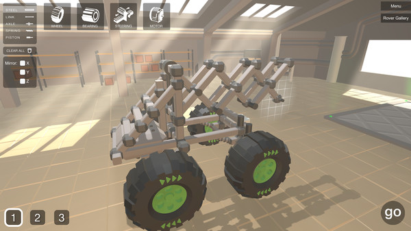 Rover Builder PC Game