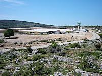 Aerodrom Brač, Gornji Humac otok Brač slike