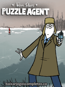 Puzzle Agent - PC (Download Completo em Torrent)