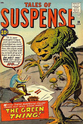 Tales of Suspense #19, The Green Thing