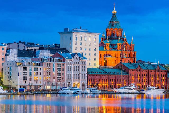 Du học Phần Lan những ngành thế mạnh trong kỷ nguyên 4.0