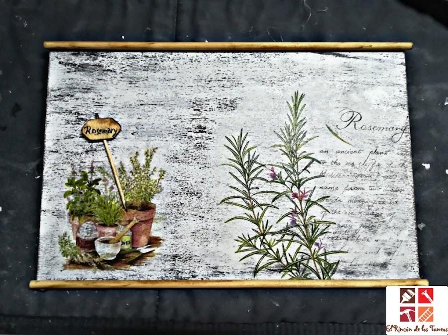 cocina plantas aromaticas