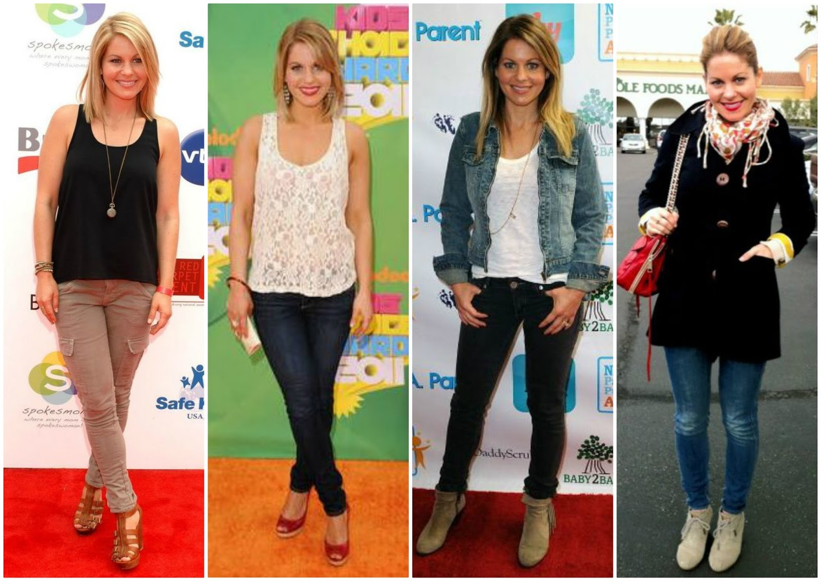 Aries Style Featuring Candace Cameron Bure On The Daily Express