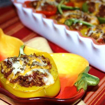 menumusings.com_ stuffed peppers
