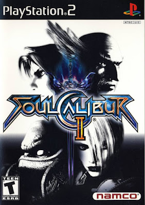 Soulcalibur II PS2 GAME ISO