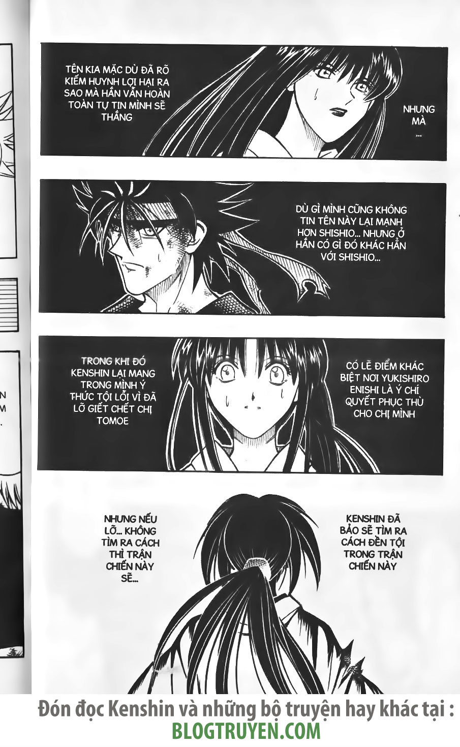 Rurouni Kenshin chap 204 trang 12