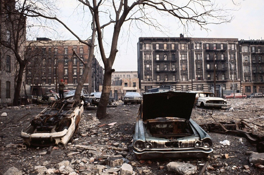 Awesome Photographs of New York City in the 1970s ~ vintage everyday