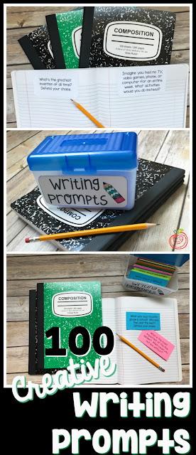 Fun writing prompts for any occasion