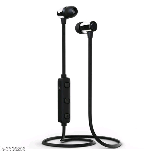 Basic Wireless Bluetooth Earphone