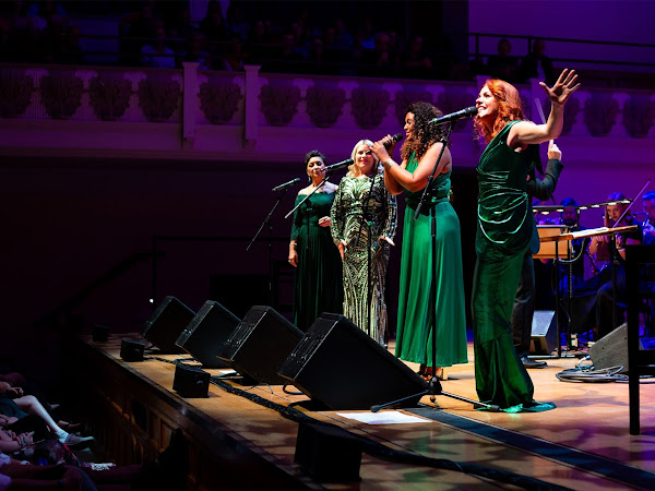 There is Nothing Like a Dame, Cadogan Hall | Review