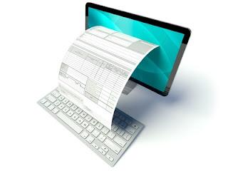 faktura w programie biura rachunkowego