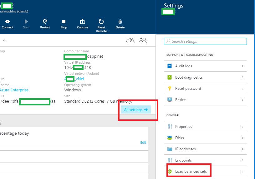 Ryan Betts, Cloud Solutions Architect: Azure External Load
