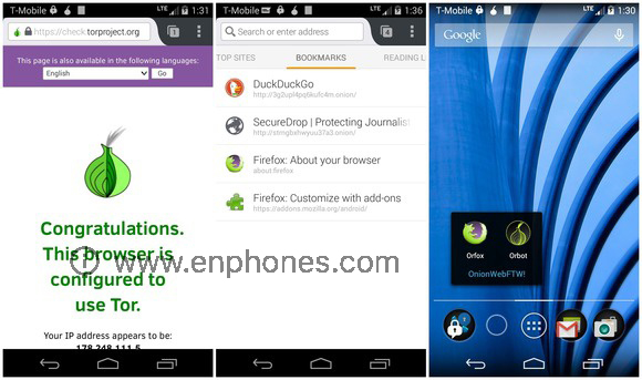 download Tor browser - Orbot for android free