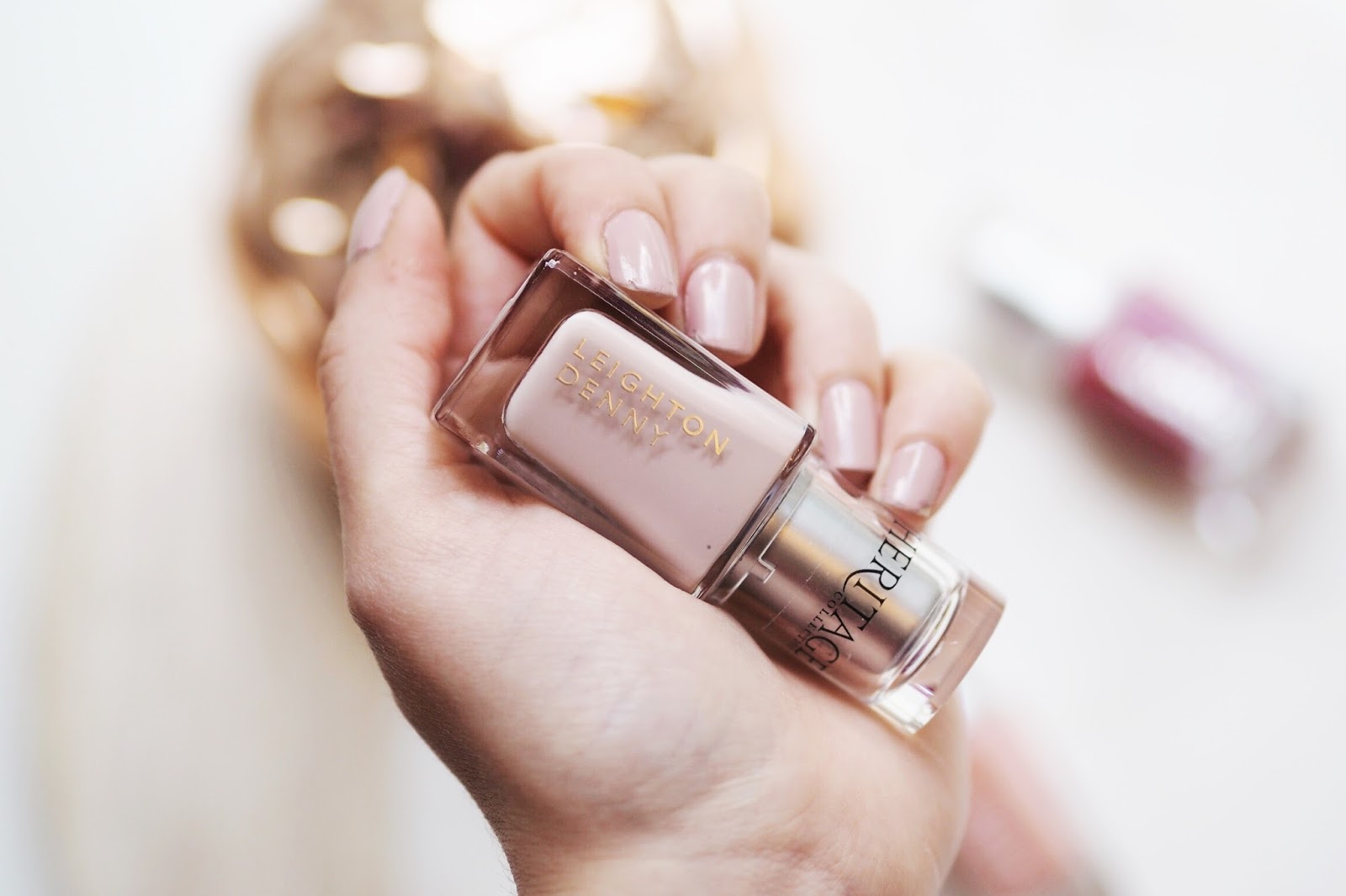 Leighton Denny heritage collection review