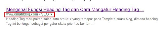 Cara Membuat Breadcrumb SEO Friendly