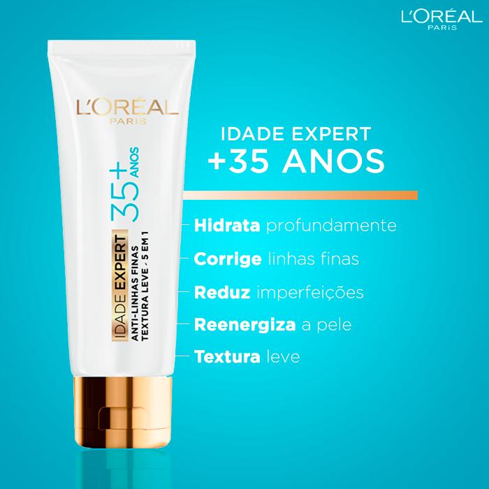 Idade Expert de L'Oréal Paris