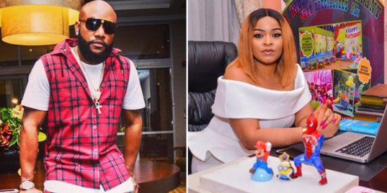 Kcee's Wife, Ijeoma Celebrates Their Son As He Turns 7 Today