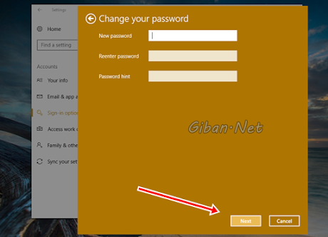 Cara Ubah Hapus Password Windows 10