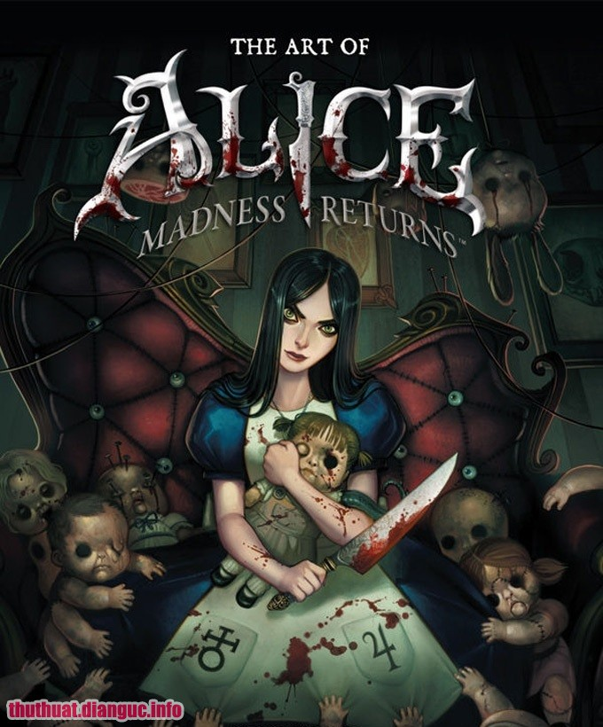 Download Game Alice Madness Returns SKIDROW Fshare