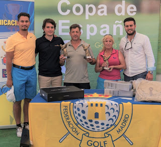 Golf Jardín Aranjuez Copa España