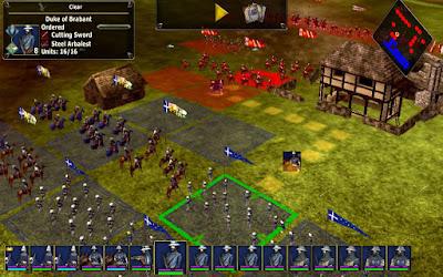 Download Game Great Battles Medieval MOD APK (Everything Unlocked) Terbaru 2017
