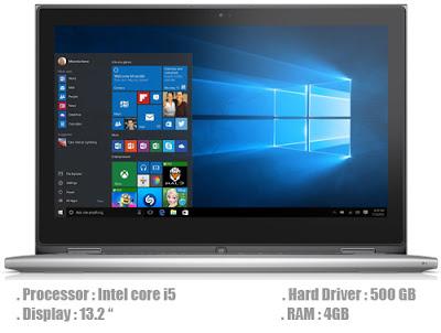 Dell Inspiron i7359-2435SLV