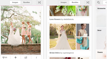 comparte las fotos de tu boda con Loverly Weddings - www.dominioblogger.com