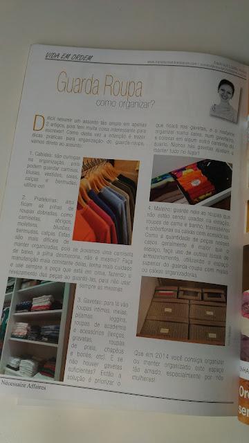 Vida em ordem: Guarda-roupa | Dicas do que guardar em cada espaço!