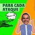 Guamaré: Candidato Mozaniel faz diferente e para cada agressão recebida uma proposta distribuída