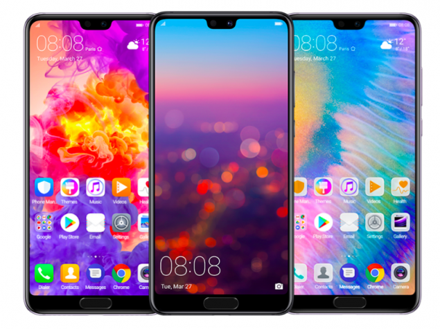 Huawei P20 Specifications - Inetversal