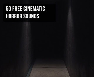 Ghosthack 50 Cinematic Horror Sounds WAV