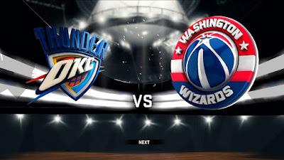 NBA : Thunder Welcome Wizards to Oklahoma City