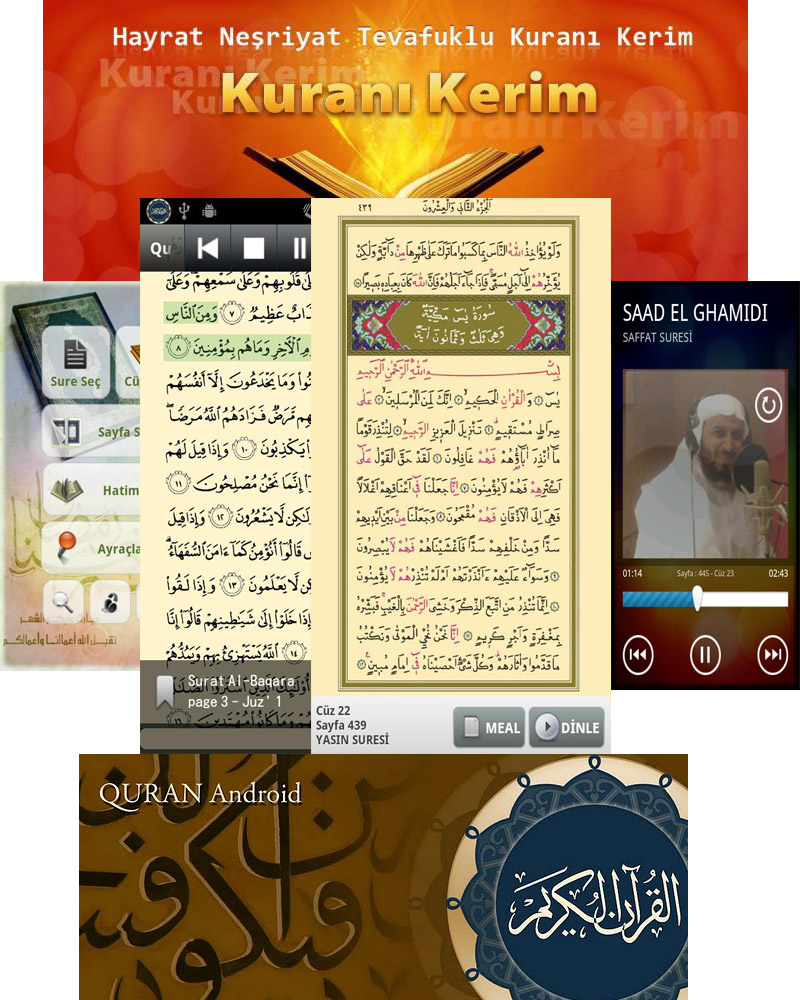 Aplikasi AlQur39;an Untuk Android ~ Information Technology and
