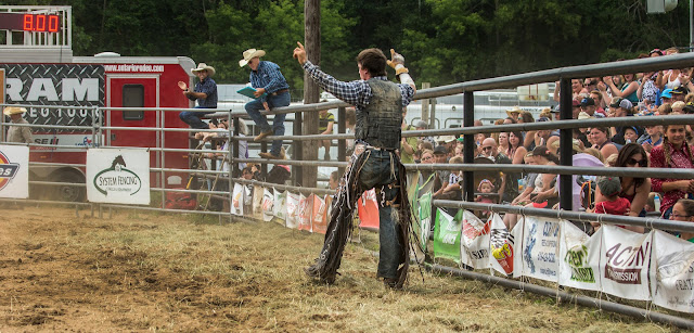Norfolk Ram Rodeo Returns For A Third Year July 14 15