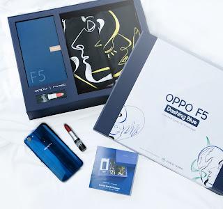 OPPO Berkolaborasi MAC Cosmetics dan Desainer Rinaldy