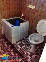 bathroom asri hotel karimunjawa
