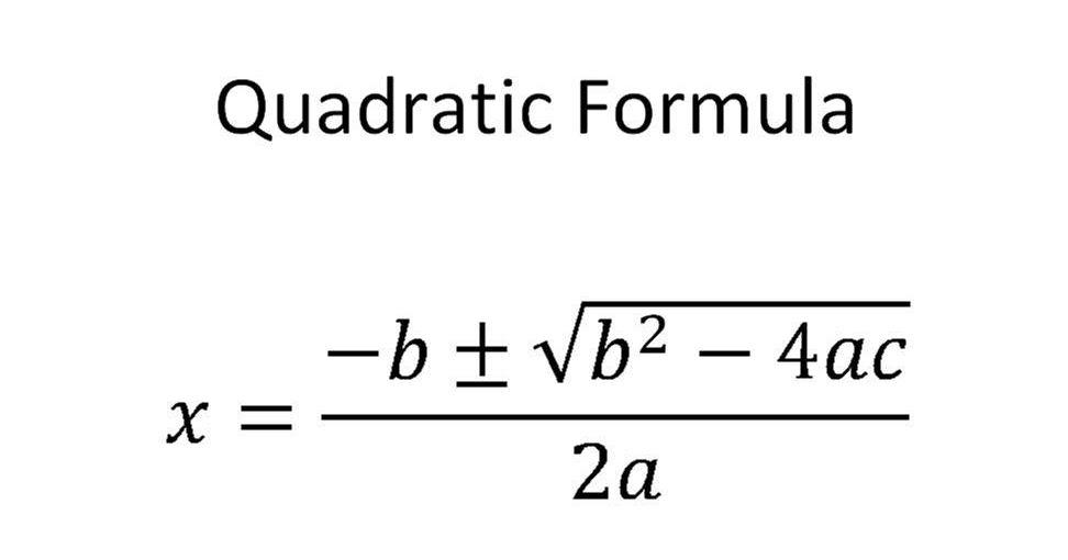 Algebra 1-2: Quadratics (Completing the Square and our