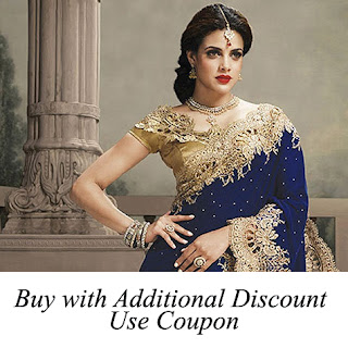 Ebay India Extra 12% Discount Offer on Women's Ethnic Wear