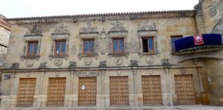 Baeza, Casa del Pópolo o Audencia Civil y Escribanías Públicas.