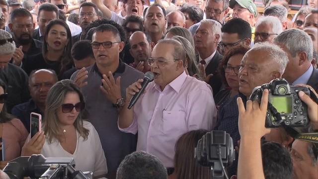 Ibaneis cria a região administrativa do Por do Sol/Sol Nascente