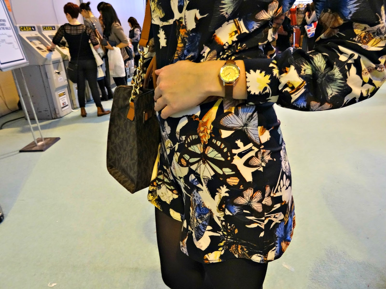 fashion at the Clothes Show Birmingham