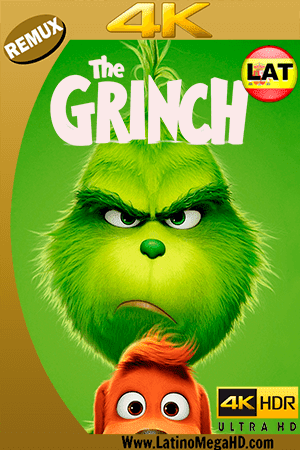 El Grinch (2018) Latino Ultra HD BDRemux 2160P - 2018