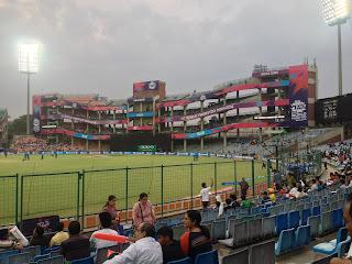 Feroz Shah Kotla Stadium Delhi