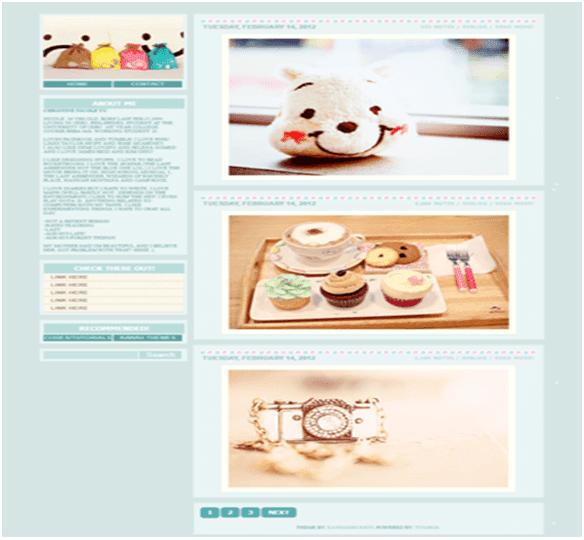 Çok Kaliteli Tumblr Tema Code Kodları