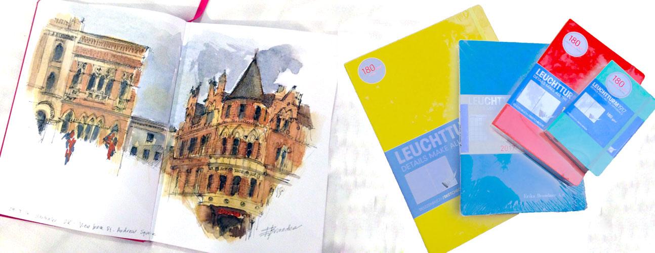 Santiago – Post 1 Urban Sketchers