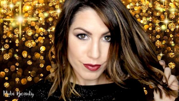 Maquillaje Nochevieja Low Cost con una sola marca (KIKO)
